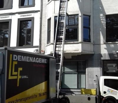 Déménagements LCF - Entreprise de déménagement